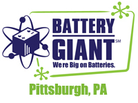 Battery Giant Pittsburgh