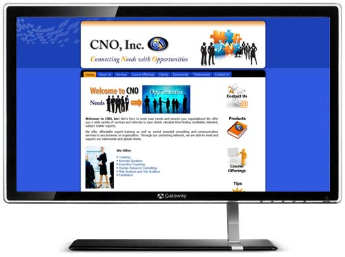 CNO Website