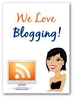 We Love Blogging