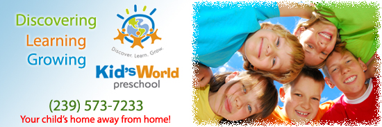 Kids World Preschool Cape Coral, FL