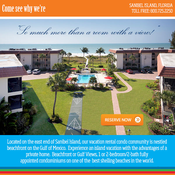 Summer Promo Sandalfoot Beachfront Condominium