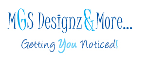 2015 MGS Designz logo Getting you noticed