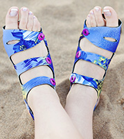 BFF SWFL Footwear beach sandals
