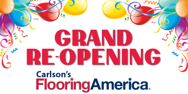Grand Re Opening Carlsons Flooring America Fort Myers
