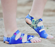beach foot protection