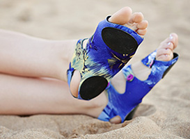 beachwear FL footwear