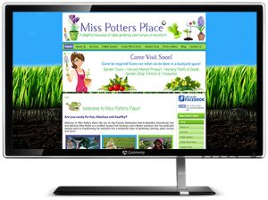Miss Potters Place Website