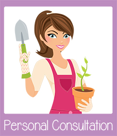 Personal Consultations Gardening Advice